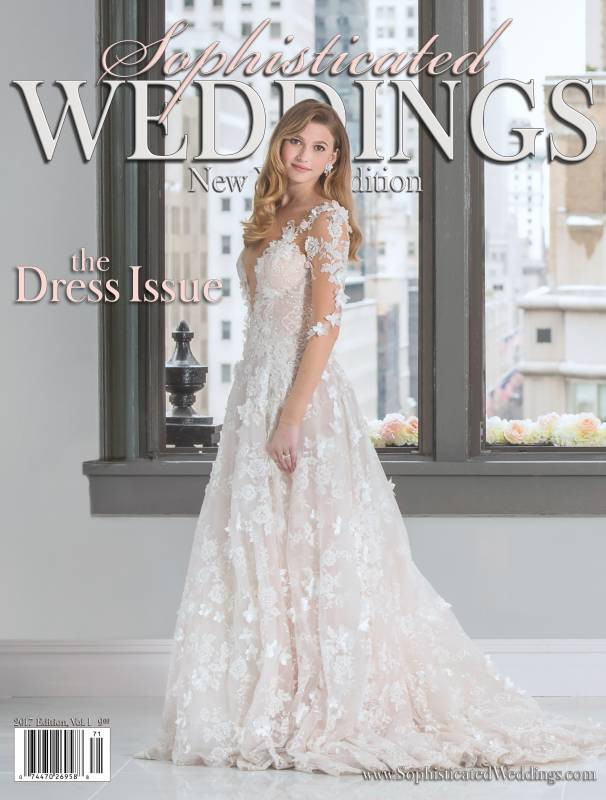 2017 Sophisticated Weddings: New York Edition
