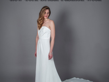 Fashion in the Face of Quarantine:                                 New York Bridal Fashion Week