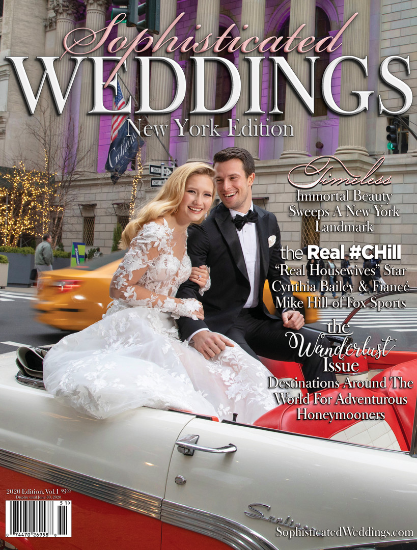 2020 Cover Featuring Gotham Hall
