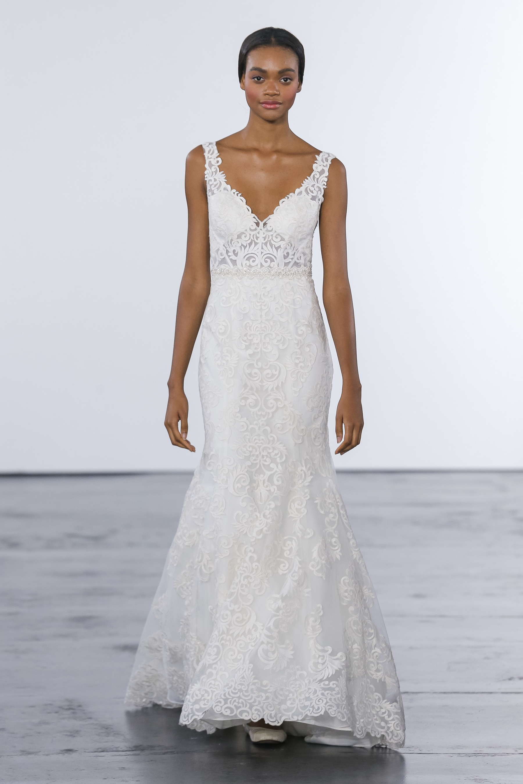 Dennis Basso Wedding Dress