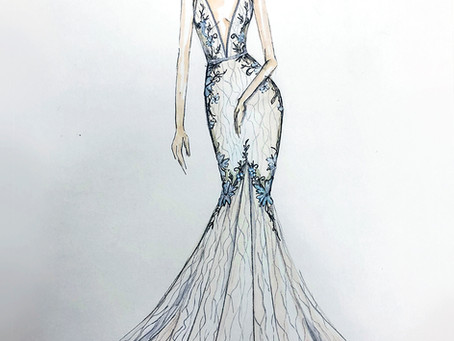 New York Bridal Fashion Week... EXCLUSIVE TEASER!