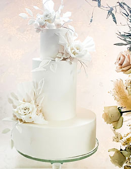 vincenzo salvatore wedding cake