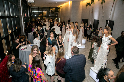 Sophisticated Weddings' Oct. 3, 2018 #NYBFWpreview Event at the Ravel Hotel