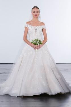 Dennis Basso Wedding Dress