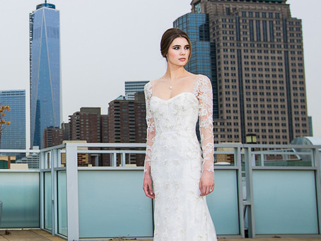 "FINDING YOUR DREAM DRESS: FROM THE ""AHA!"" MOMENT TO THE ALTAR"