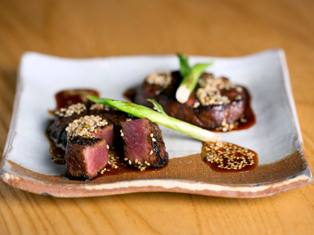 ELEVATED PRIVATE DINING WITH CONTEMPORARY JAPANESE CUISINE AT ZUMA