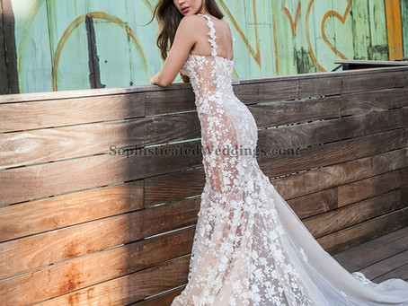New York Bridal Fashion Week... EXCLUSIVE SNEAK PEAK!