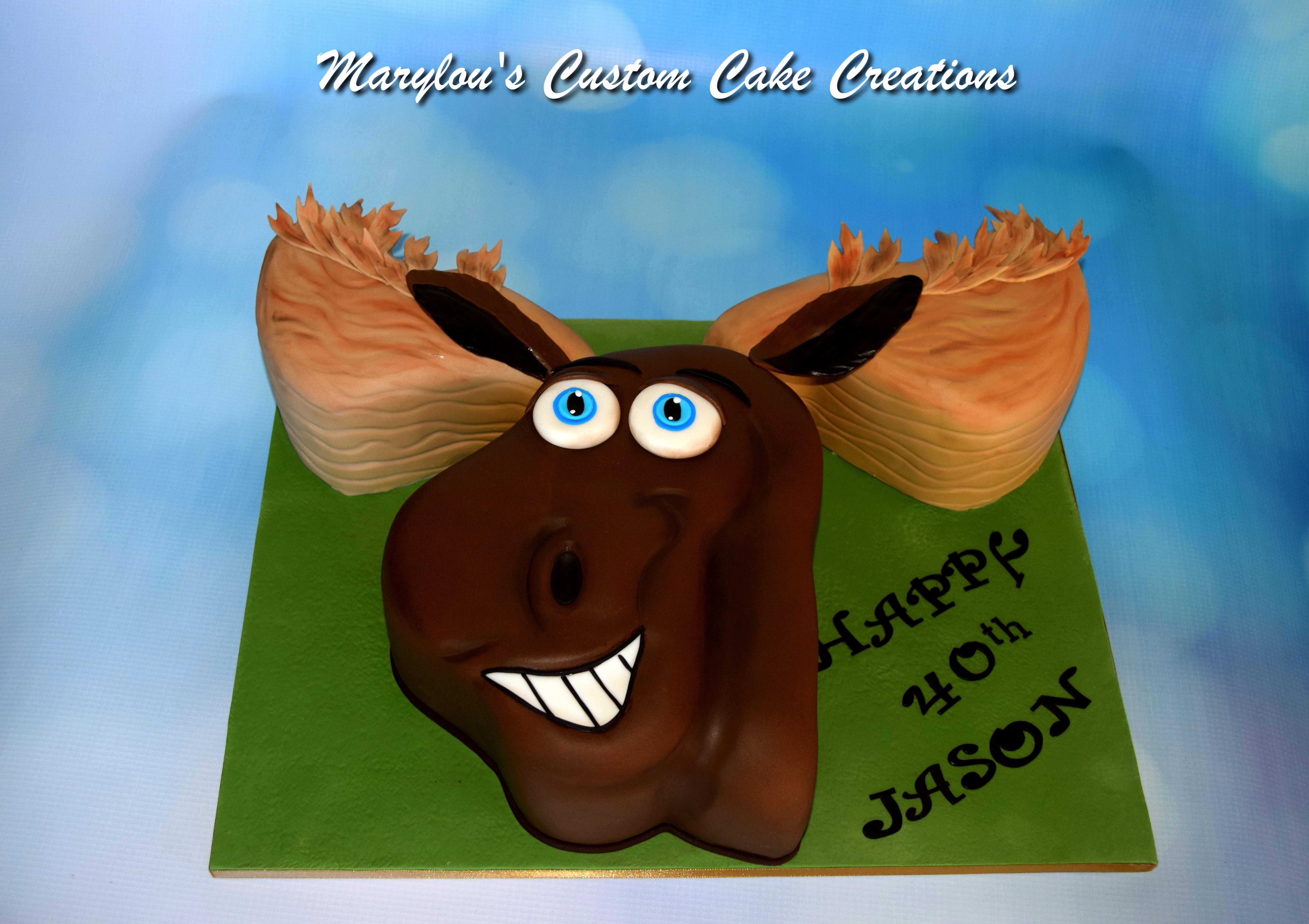 Moose Cake