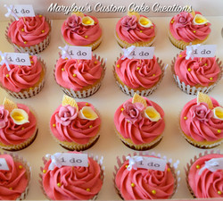 Hens Party Cup cakes