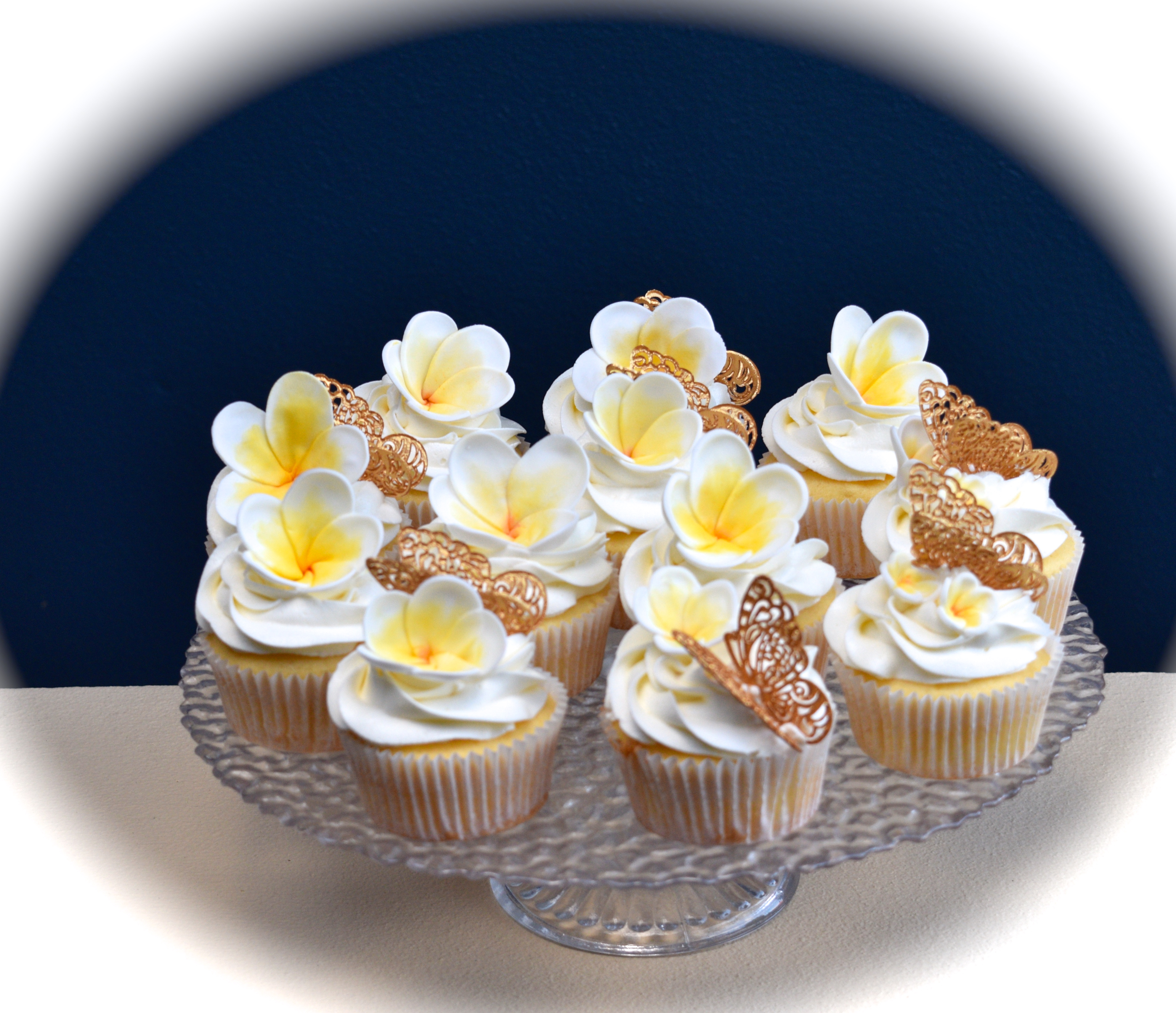 Buttercake Cup Cakes
