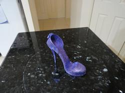 shoe topper