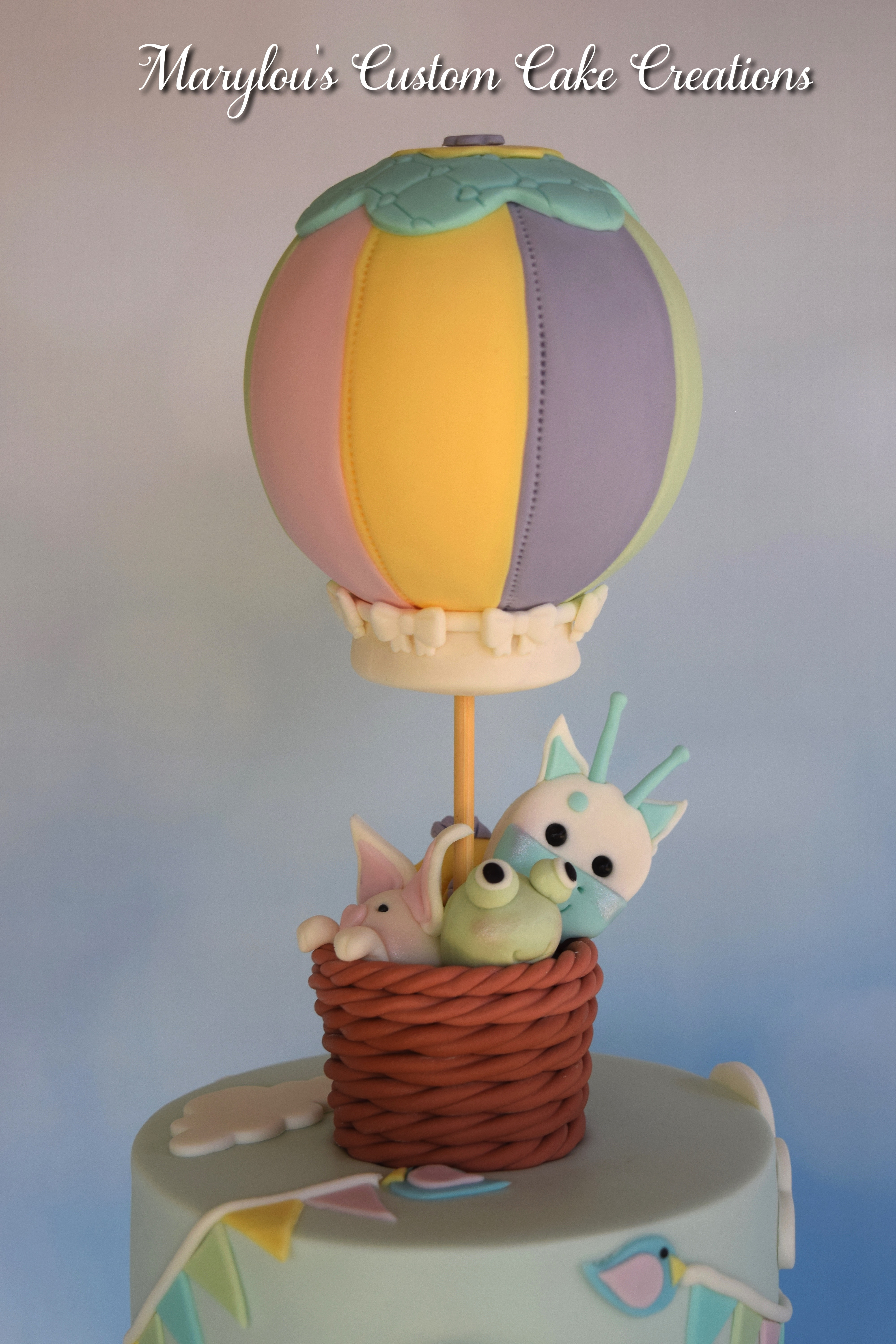 Marylou's Custom Cake Creations-3