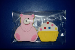 Teddy and Cup cake