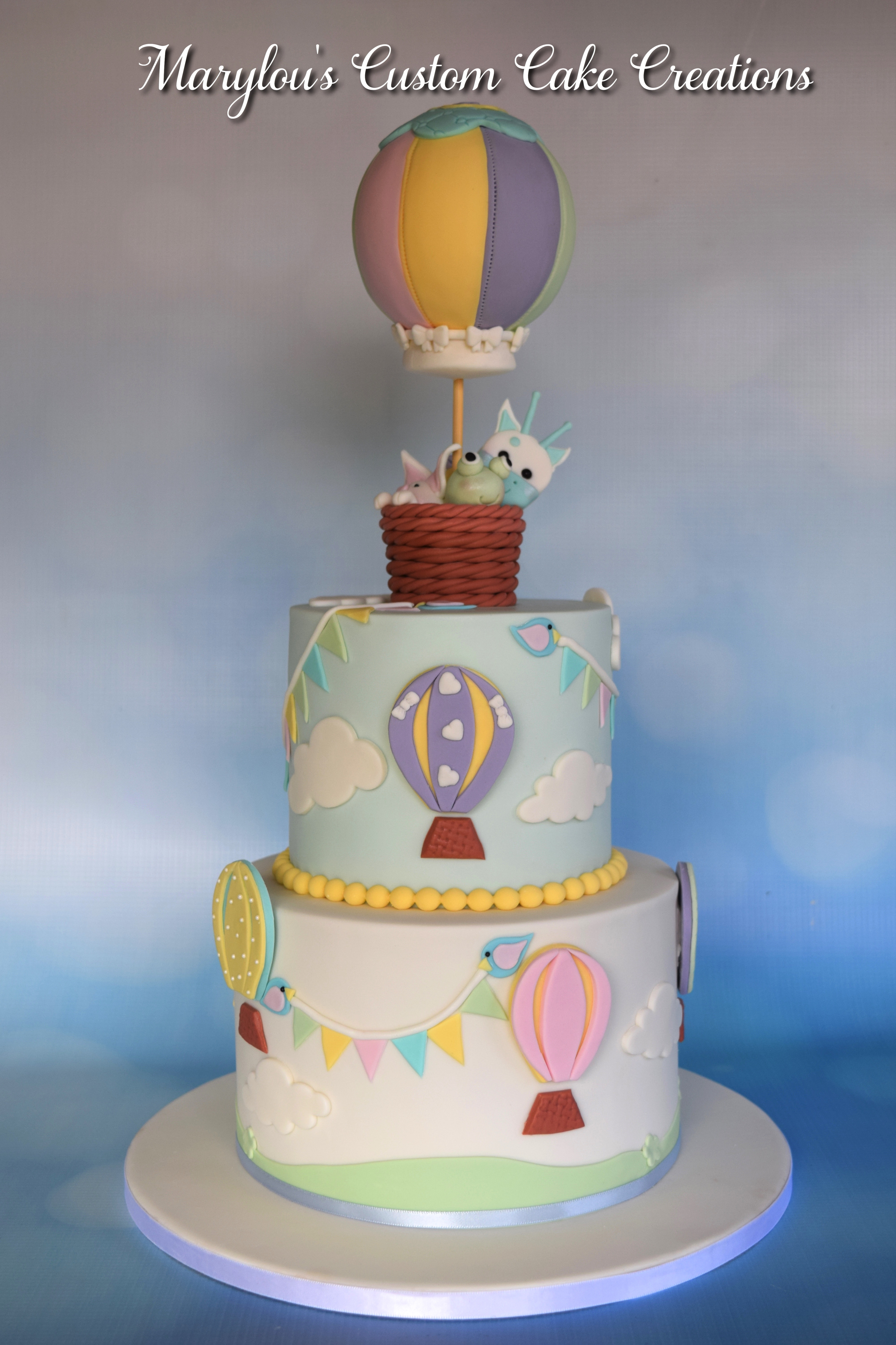 Marylou's Custom Cake Creations-5