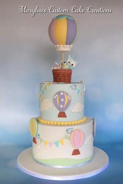 Marylou's Custom Cake Creations-5