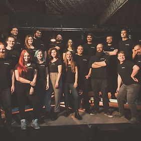 Zauberberg Passau Teamfoto