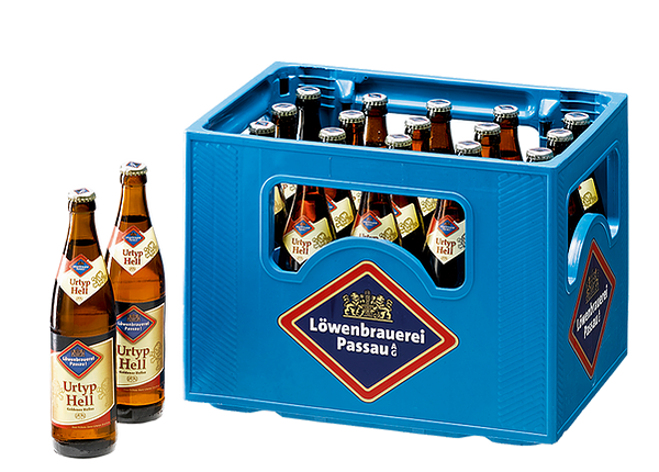 Div. Biere - Löwenbrauerei  - inkl Pfand
