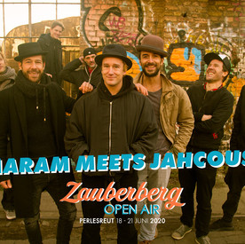 Jamaram meets Jahcoustix