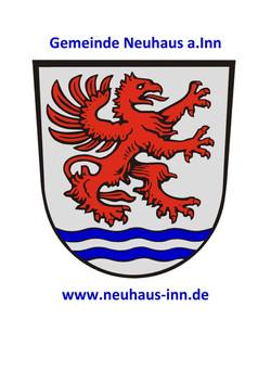 Wappen Gemeinde Neuhaus am Inn