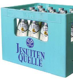 Weinschorle Jesuitenquelle  -  inkl Pfand