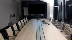 Konferenzraum Montage Ulm