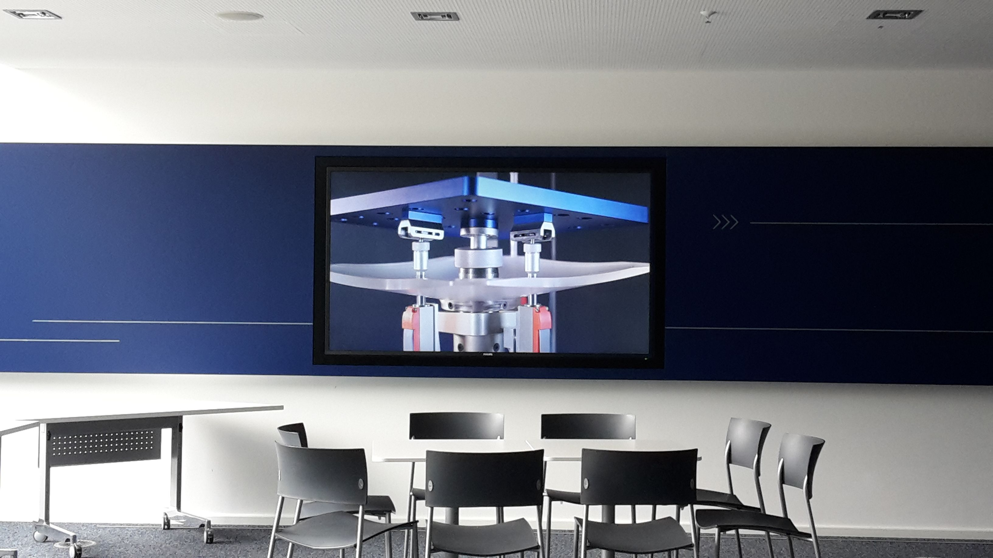 Digital Signage Display Stuttgart