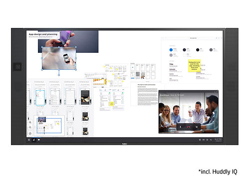 NEC InfinityBoard® Serie - Conference Hub