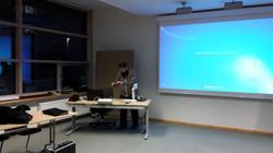 Schulungsraum Montage Augsburg