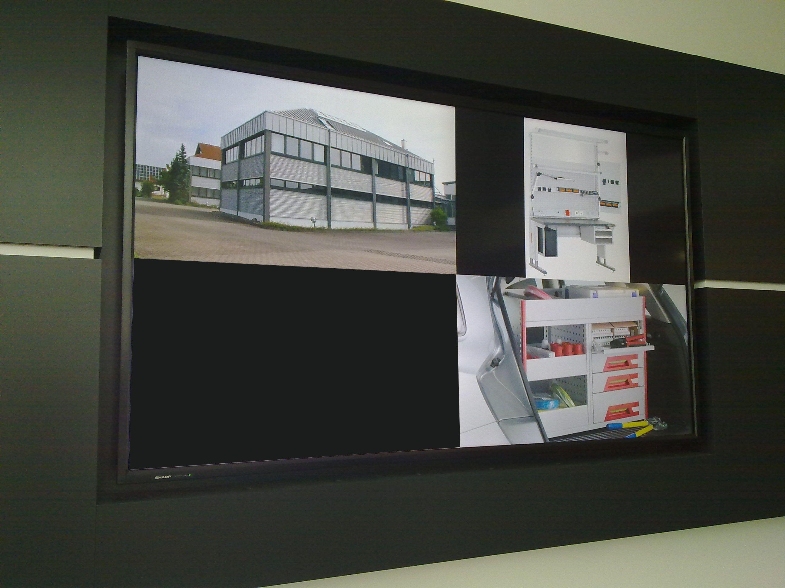 Digital Signage Bubesheim