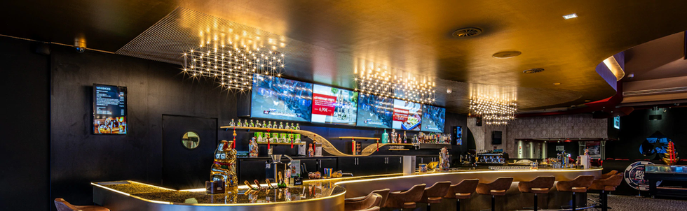 Videowall LCD Bar