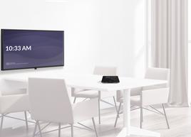 Crestron Flex Tabletop Konferenzsystem