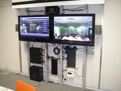 Videokonferenz Montage Stuttart
