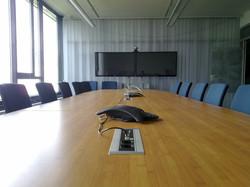 Videokonferenzraum Montage in München