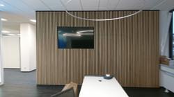 Digital Signage Display Eingangsbereich Heidenheim