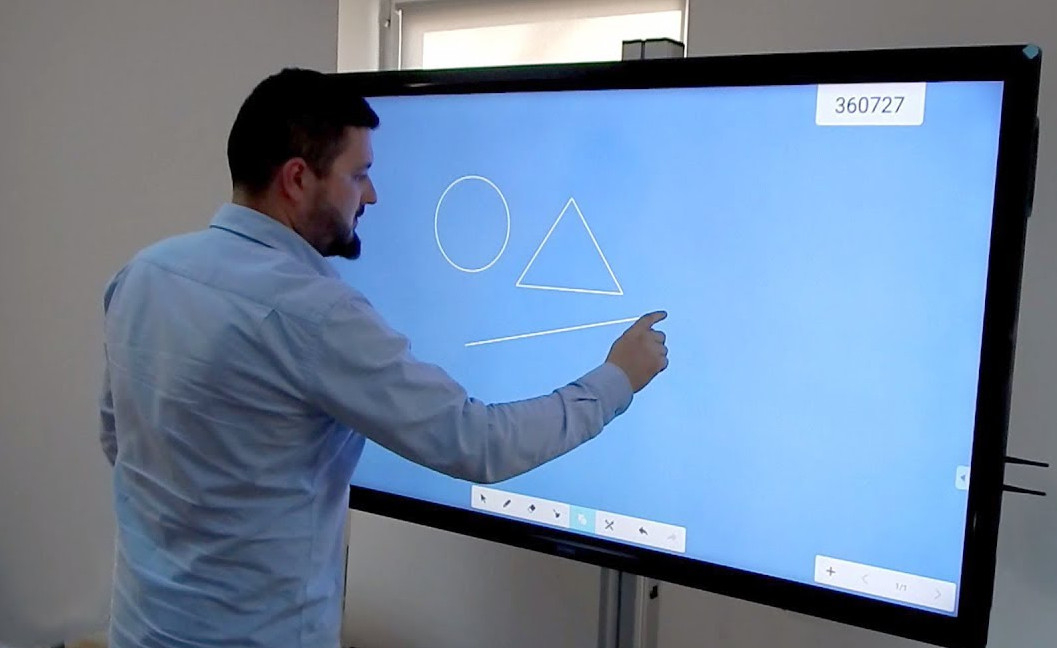 IIyama interaktives Whiteboard
