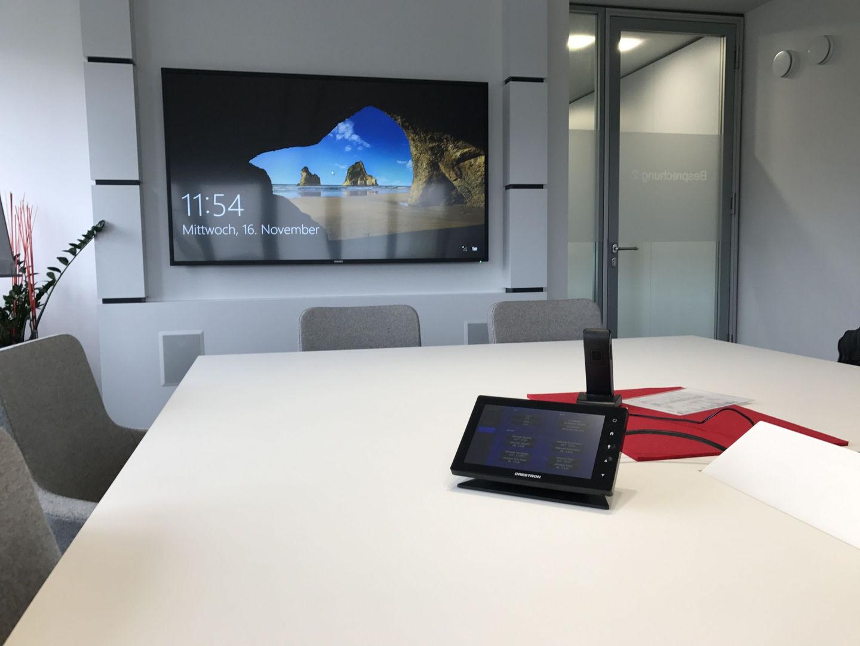 Medienwand, Sony Display Günzburg
