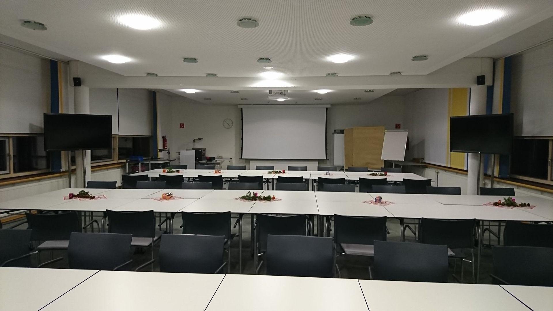 Konferenztechnik Crestron Matrix Augsburg