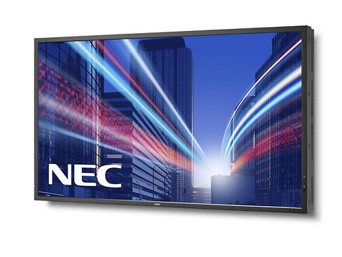 NEC MultiSync® X-Serie - extra hell