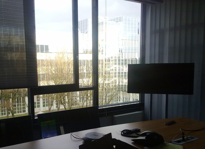 Kleiner Besprechungsraum Montage München