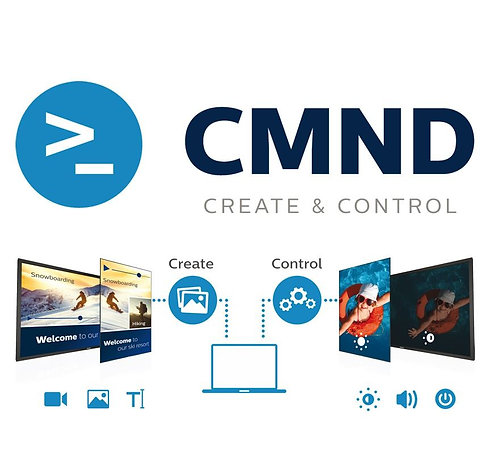 Philips CMND Software - Command and Control