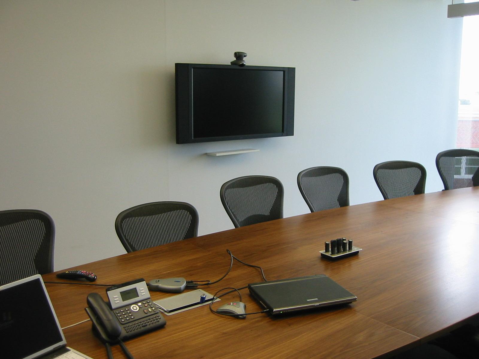 Videokonferenzraum Montage München