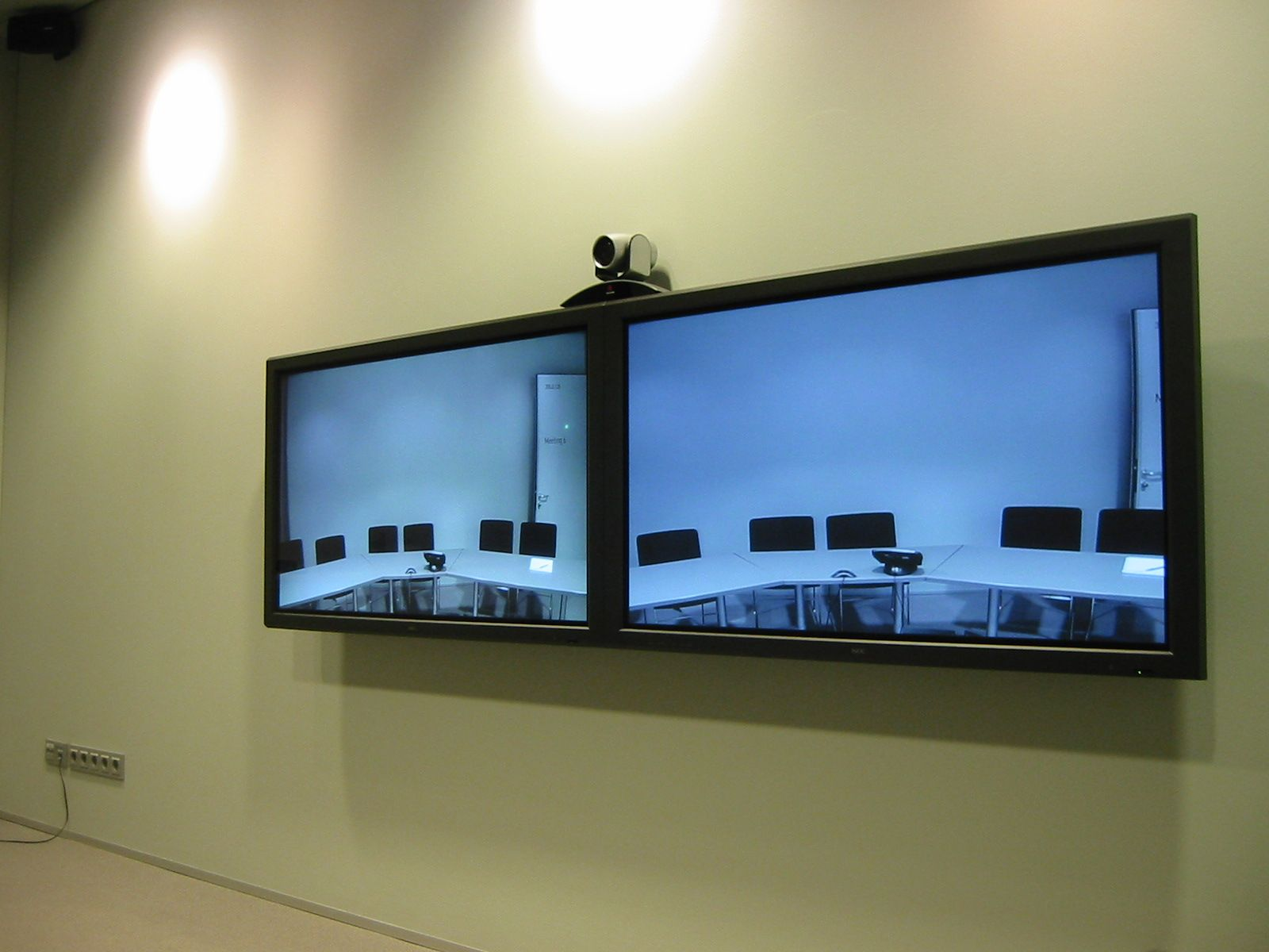 NEC Display Montage Ulm