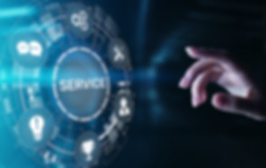 LED Videowall Service Banner