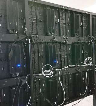 Videowall LED Halterung