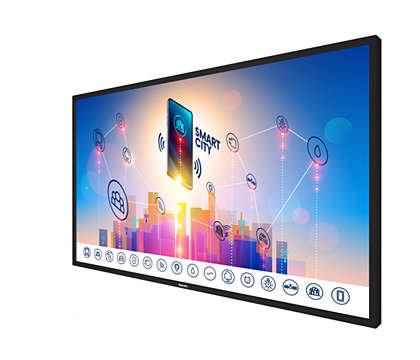 Philips T-Line - Multitouch