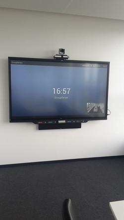 SMART Board Montage München