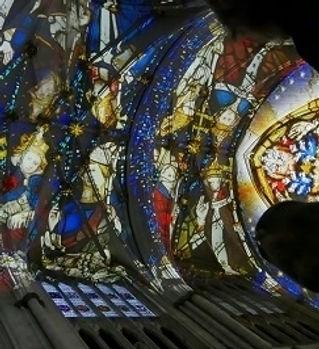 Panasonic Kirche Projetion
