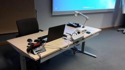 Schulungsraum Tisch Ausstattung
