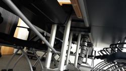 Untertisch-Verkabelung Montage Stuttgart