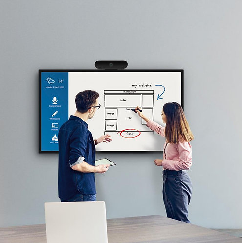 Philips C-Line - Collaboration Display
